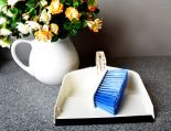 dustpan w/ brush