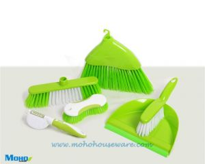 Green cleaning set manufactured by MOHO » MH-CS01