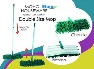 two size mop chenille microfiber » MH-4MHA79